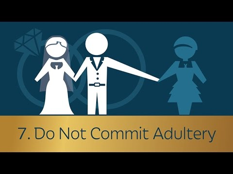 7. Do Not Commit Adultery