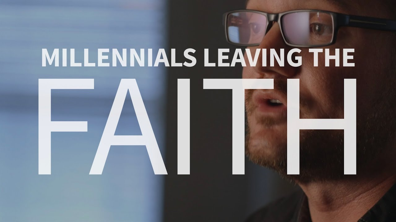 Are young people really leaving the faith?