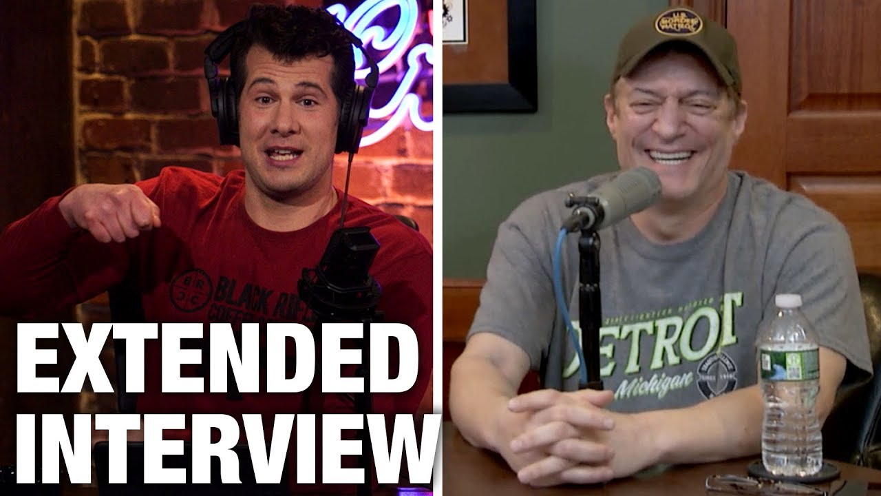 CROWDER AND CUMIA COMMIT CAREER SUICIDE   Louder with Crowder