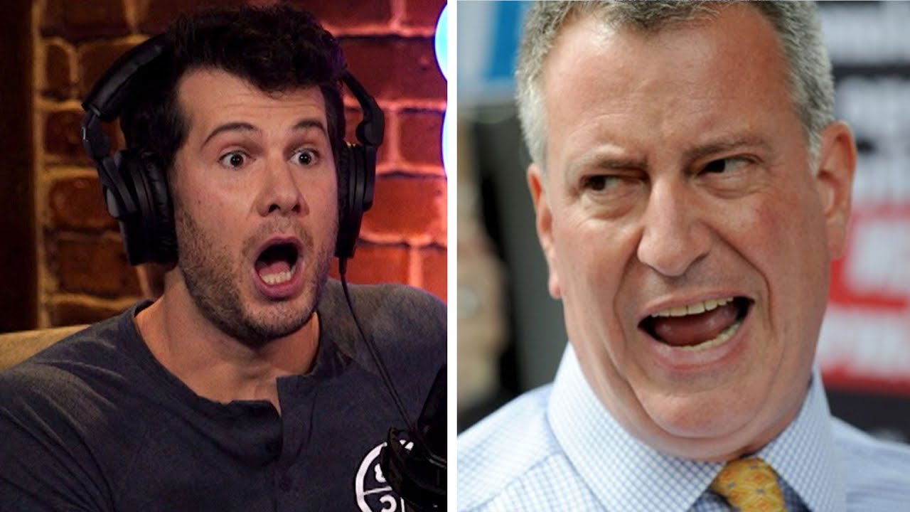 De Blasio Has Blood on His Hands! | Louder with Crowder