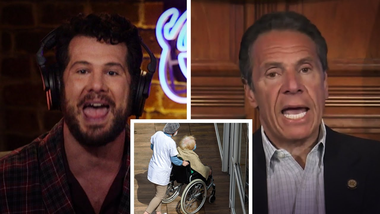 Gov. Cuomo Did WHAT To Nursing Homes?!   Louder with Crowder