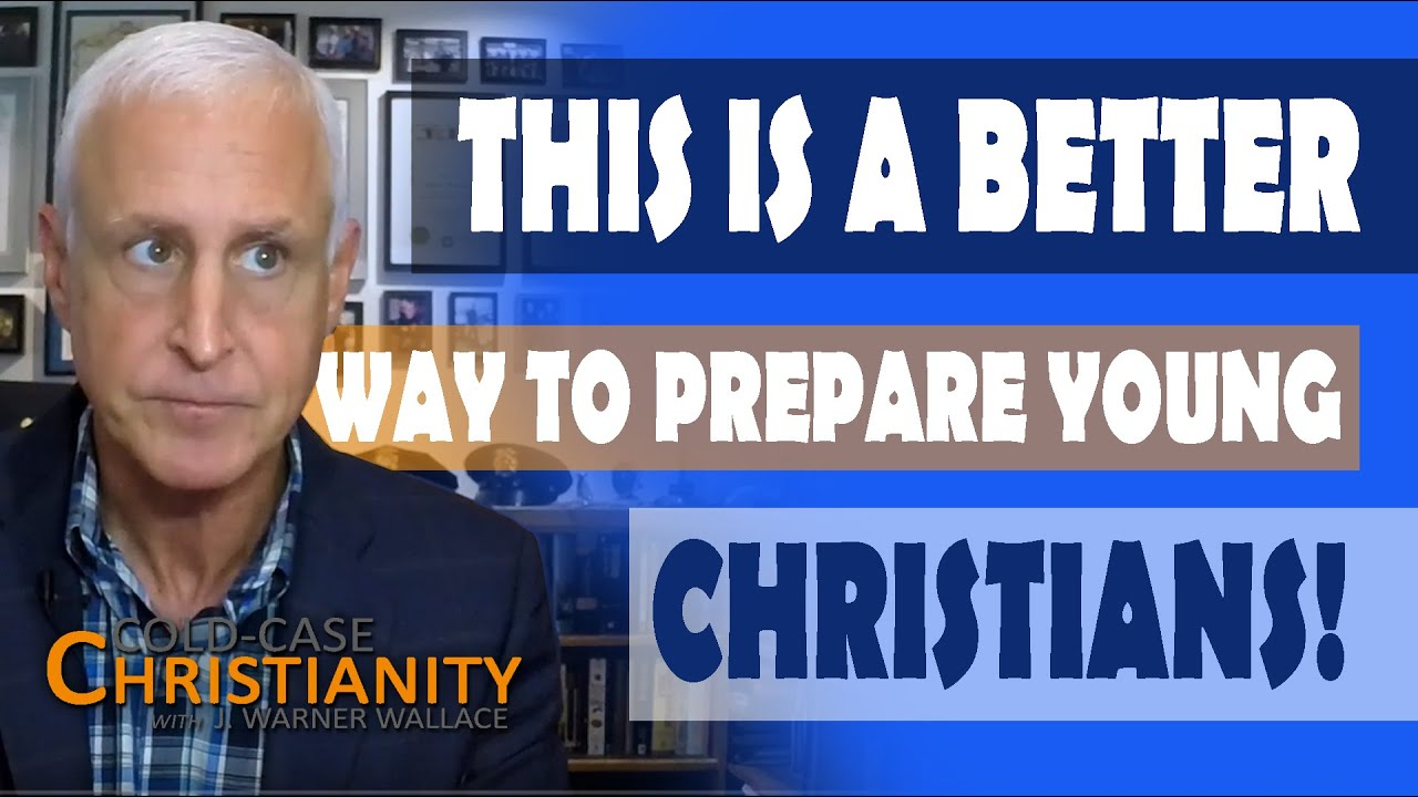 Stop Teaching Young Christians (Cold Case Christianity Broadcast #88)