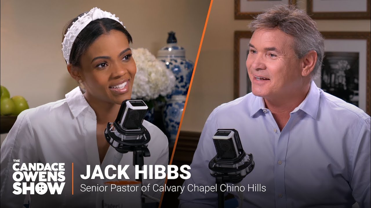 The Candace Owens Show: Jack Hibbs