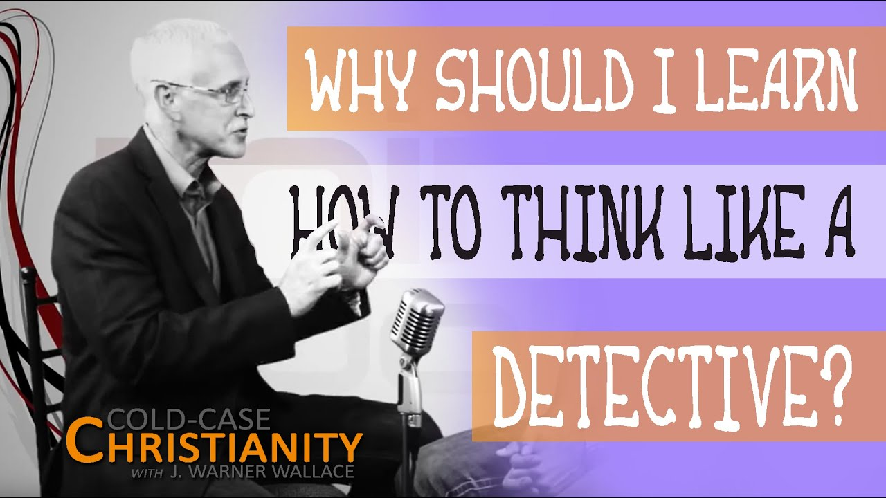What Can A Christian Learn From Cold Case Principles?