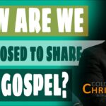 What Role Do We Play In Sharing the Gospel with Our Friends and Family Members?