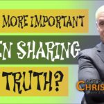 When Sharing the Truth, Are Relationships More Important Than the Facts?