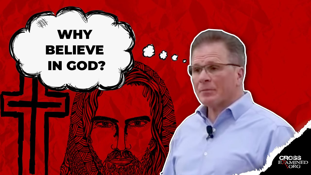 Why do you think God exists and Christianity is true? | Paul Burtwell interviews Frank Turek