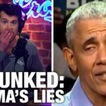 DEBUNKED: Obama's Lies About Trump Economy | Louder with Crowder