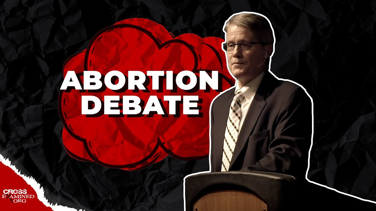 Mike Adams' Closing Argument In Abortion Debate