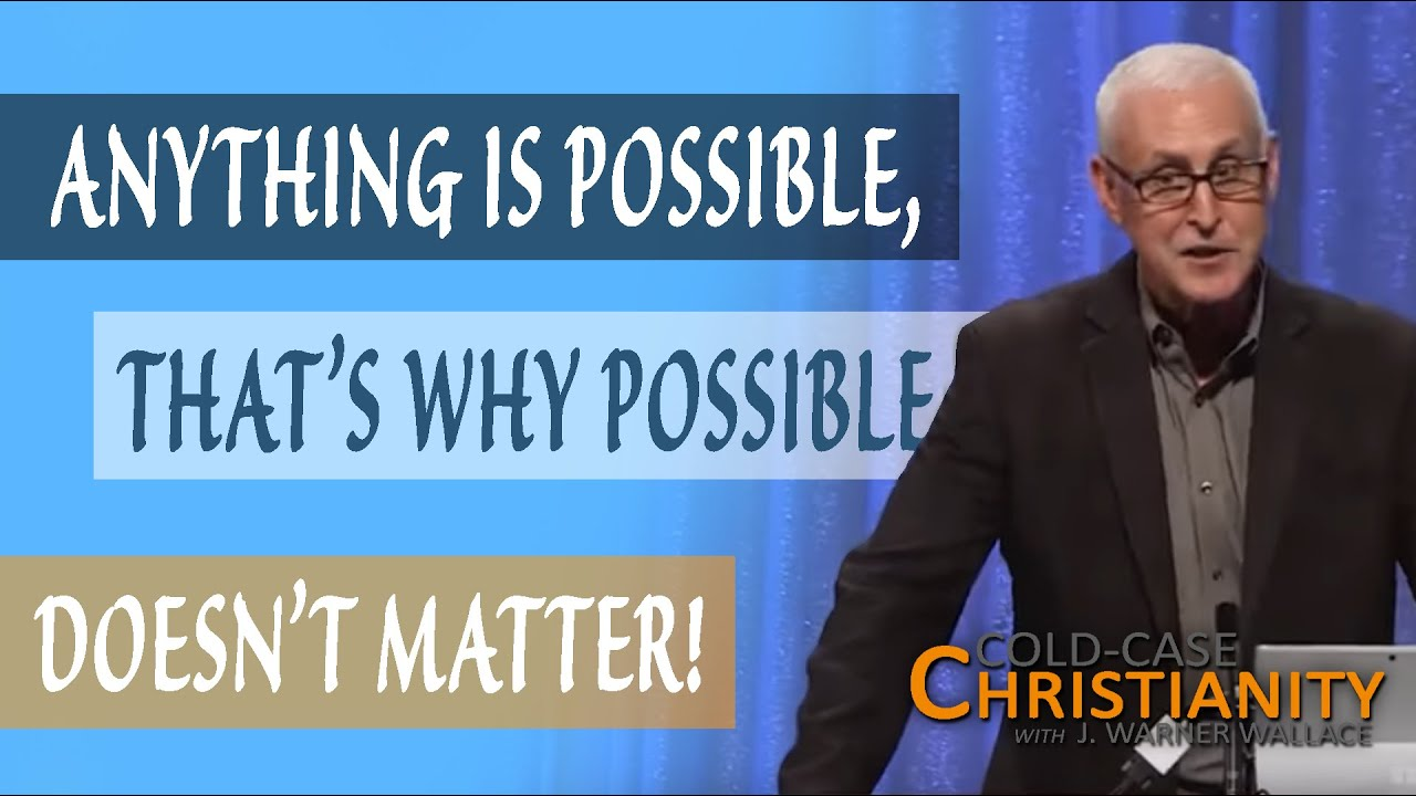 Why It's Important for Christians to Understand the Difference Between Possible and Reasonable Doubt
