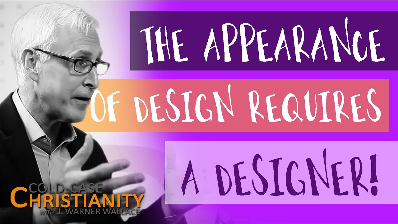 Do The Intricacies Of This World Point To A Designer?