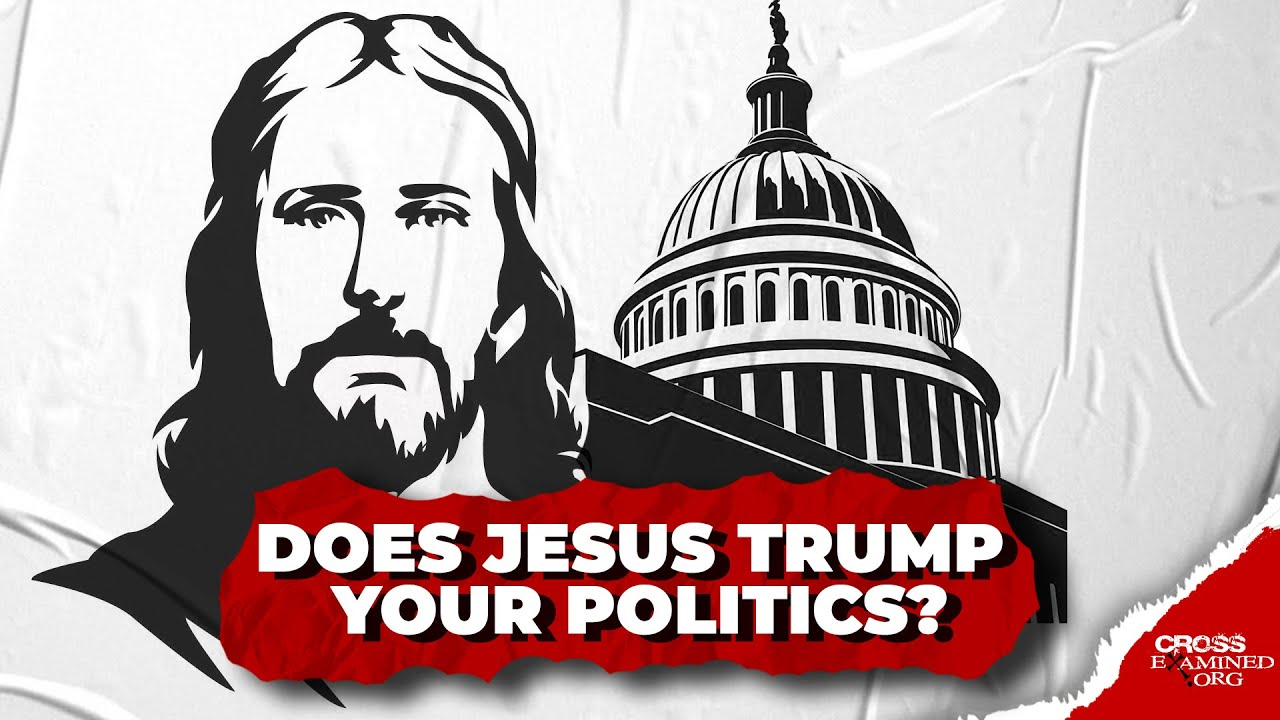 Does Jesus Trump Your Politics?A Warning to America