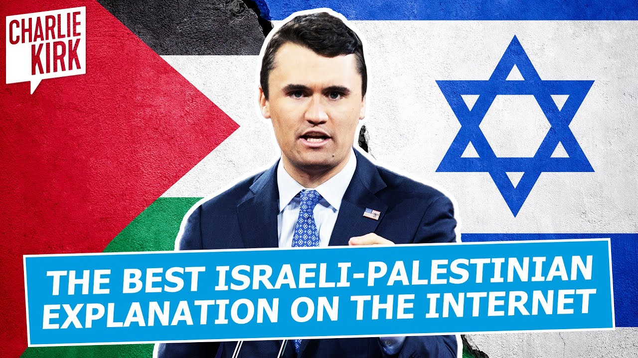 The Best Israeli-Palestinian Explanation On The Internet