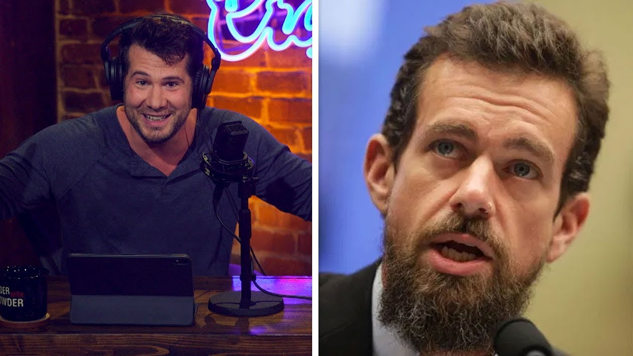 BIAS ALERT! Twitter Bans Political Ads, Except For...   Louder with Crowder