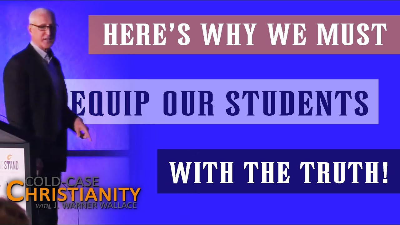 Why It's Important to Arm Our Students with the Truth