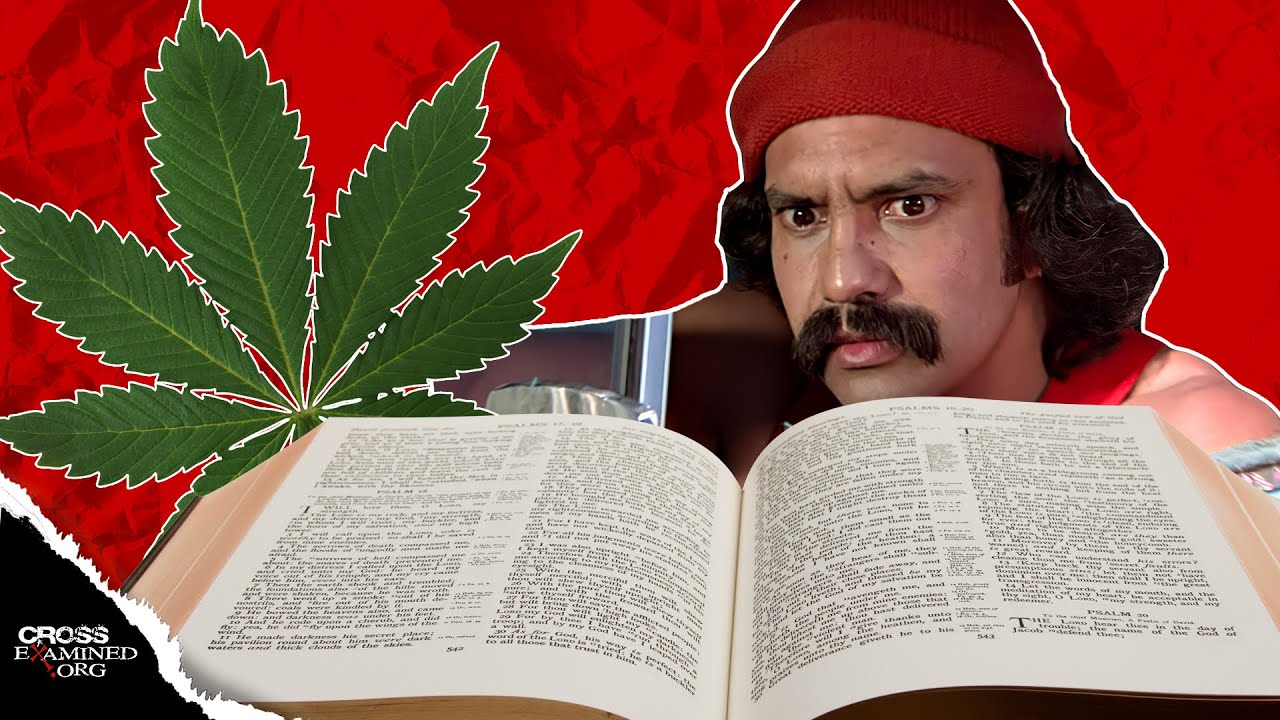 Is SMOKING WEED right if the law permits it?