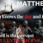 Matthew Chapter 24 - Pt 8 - The rapture and the signs of the end - The second coming explained