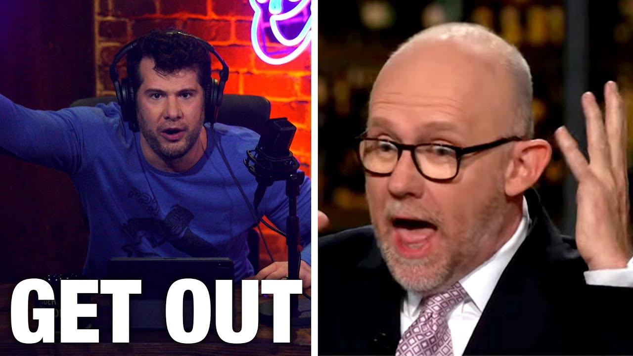 Never Trumpers Go Away! | Louder with Crowder