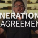 How can generational disagreements be addressed?