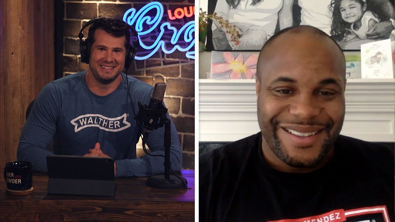 How to Crush Your Competition (Daniel Cormier Interview) | Louder with Crowder