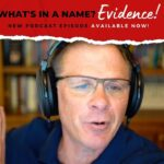 What's in a name?  Evidence!