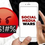 Why should we engage in social media when it leads to conflict?