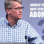 Should there be a rape exception for abortion?