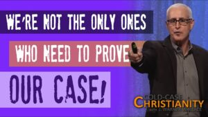 Why Christians Aren't the Only People Who Shoulder a Burden of Proof