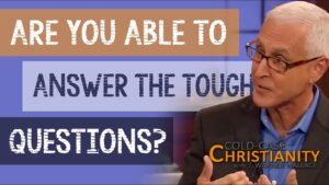 Why Christians Need to Test Themselves to Make Sure They Are Ready to Answer the Tough Questions